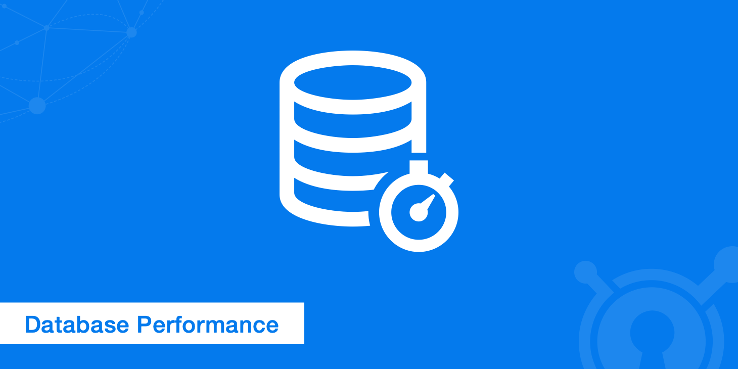 The Path to Improving Database Performance