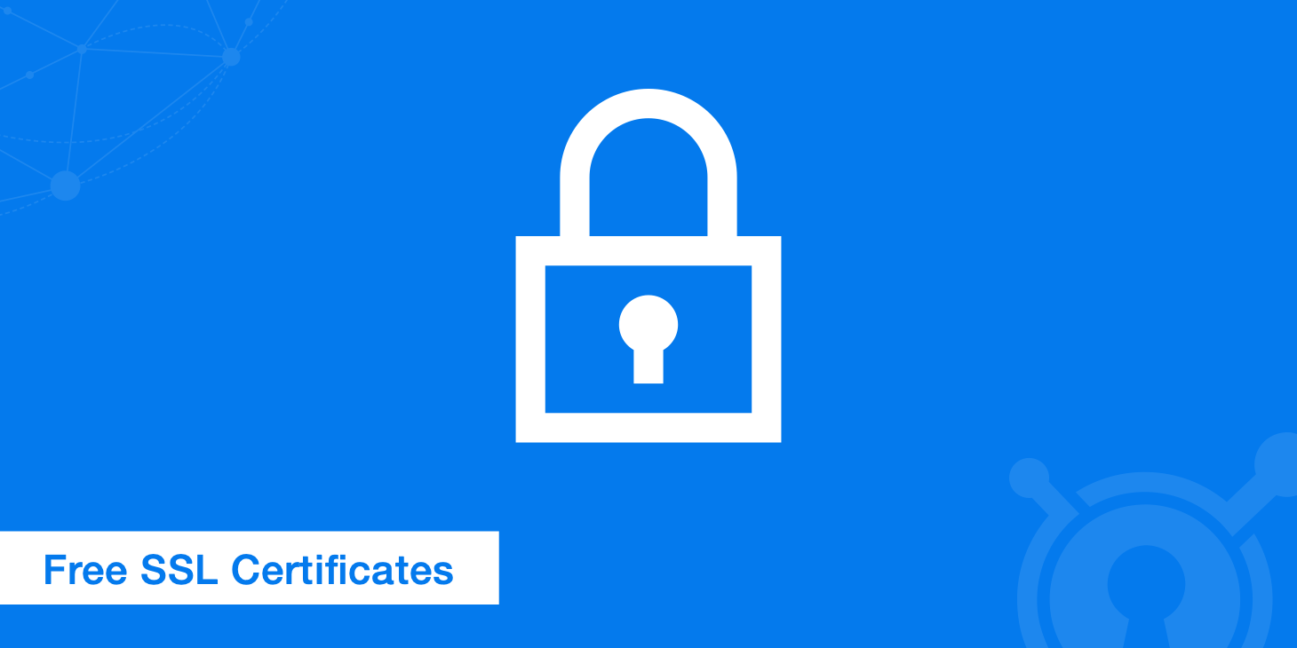 keycdn includes let s encrypt integration free ssl certificates