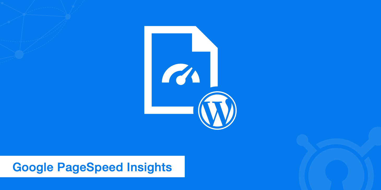 Google PageSpeed Insights - Scoring 100/100 with WordPress