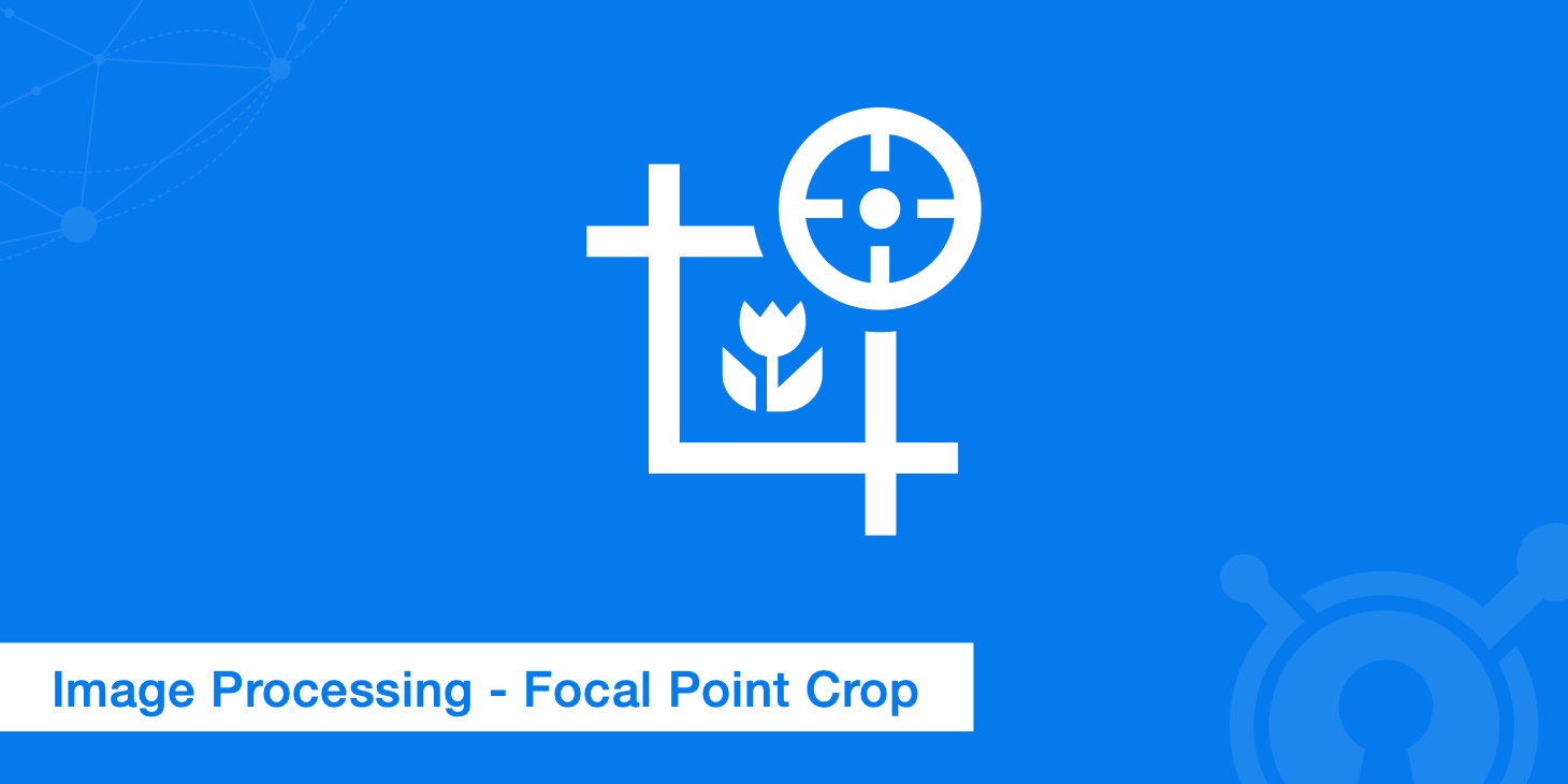 Image Processing Supports Focal Point Crop