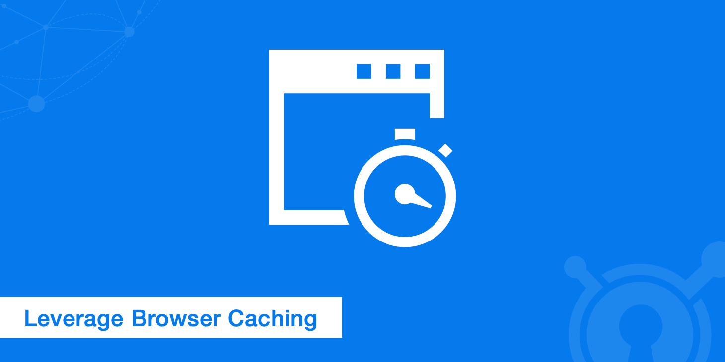 Fix Leverage Browser Caching Warning