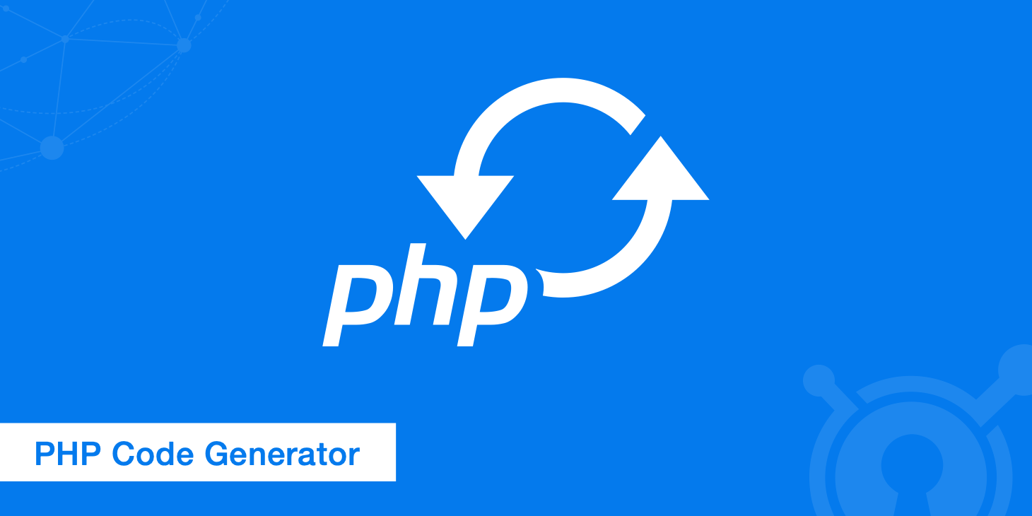 Choosing a PHP Code Generator - 6 Popular Solutions - KeyCDN