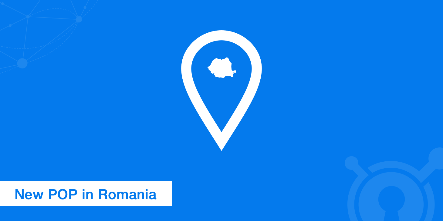 KeyCDN Launches POP in Romania