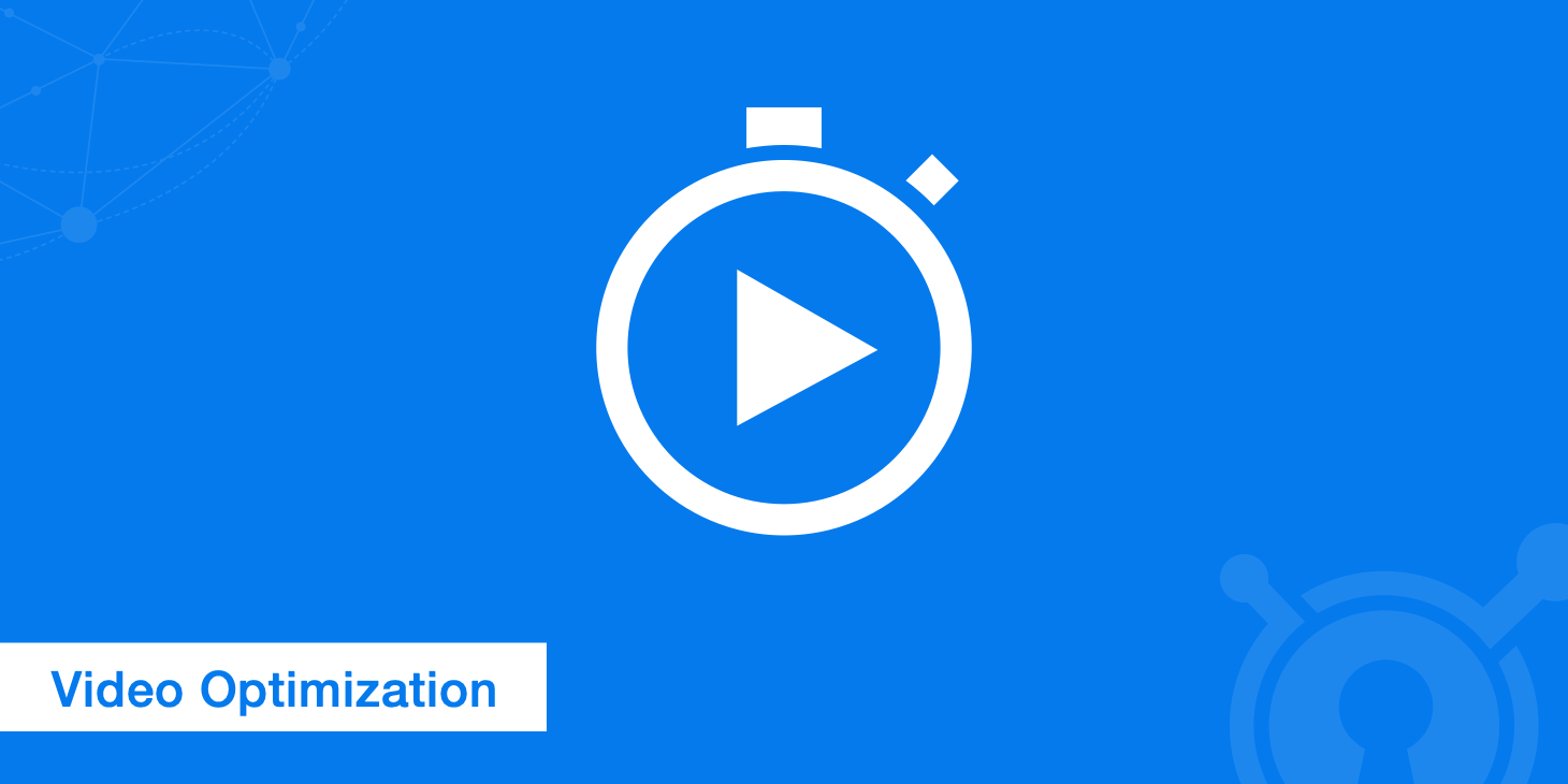 8 Video Optimization Tips for Faster Loading Times - KeyCDN