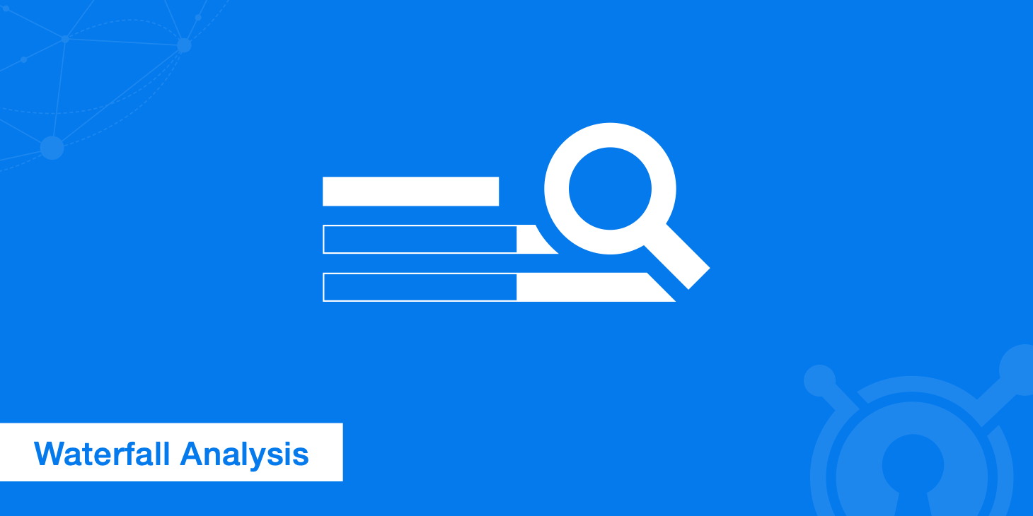 Waterfall Analysis - Diving into Your Website's Requests