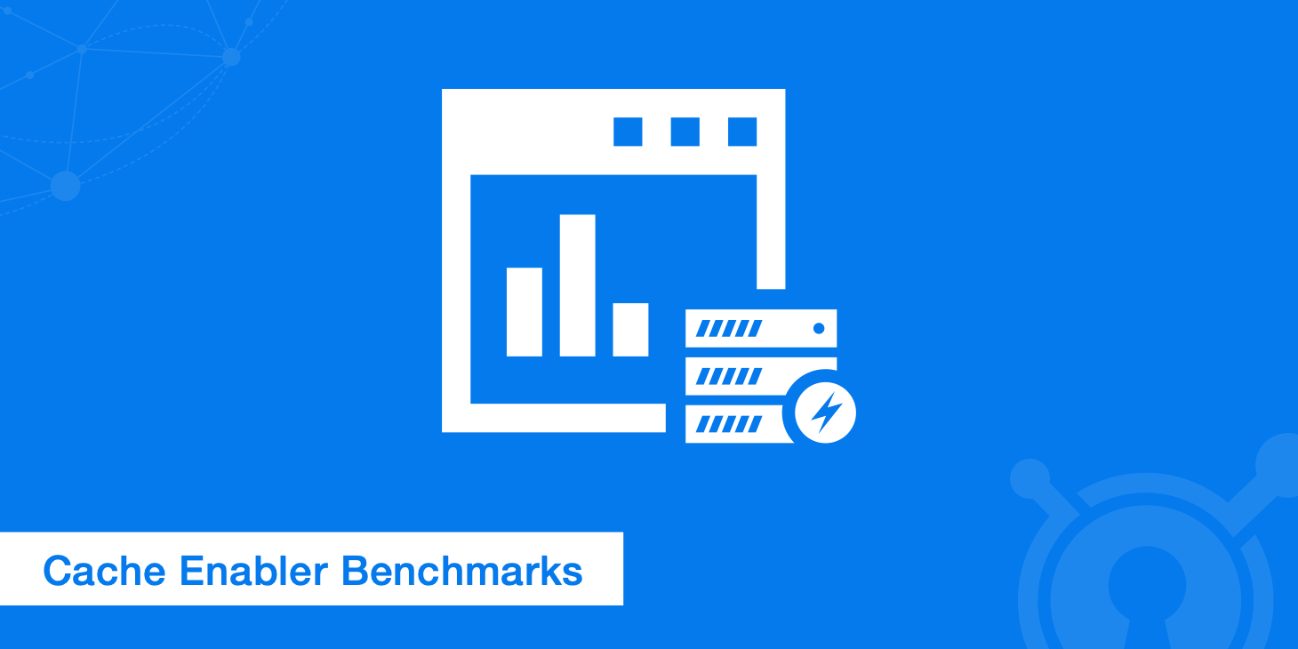 WordPress Cache Plugin - Benchmarking Cache Enabler