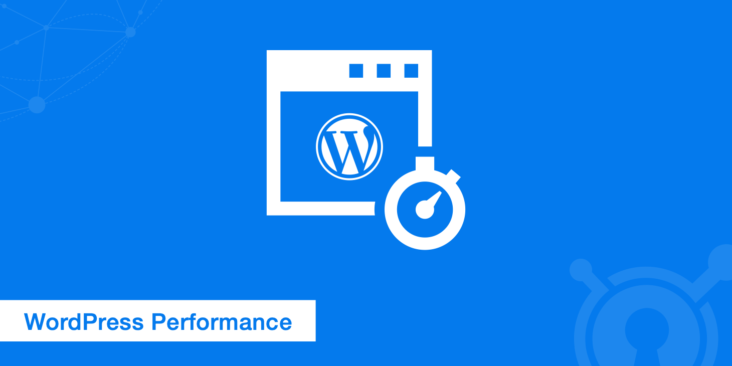 WordPress Performance - Breaking It down by HTTP Requests