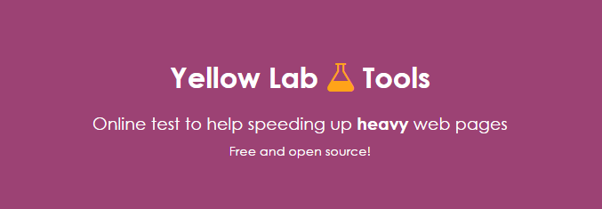 yellow lab tools speed test