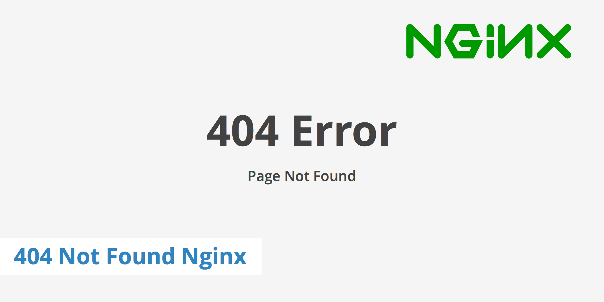 Fixing a 404 Not Found Nginx Error - KeyCDN Support