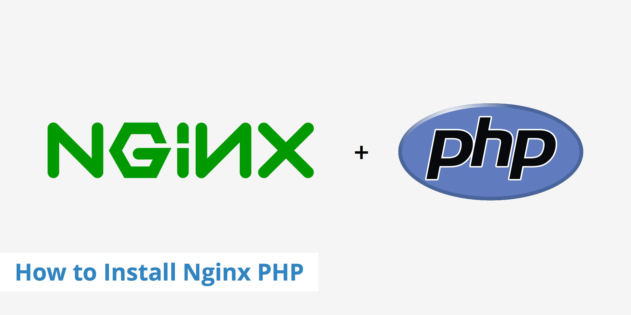 How to install Nginx PHP