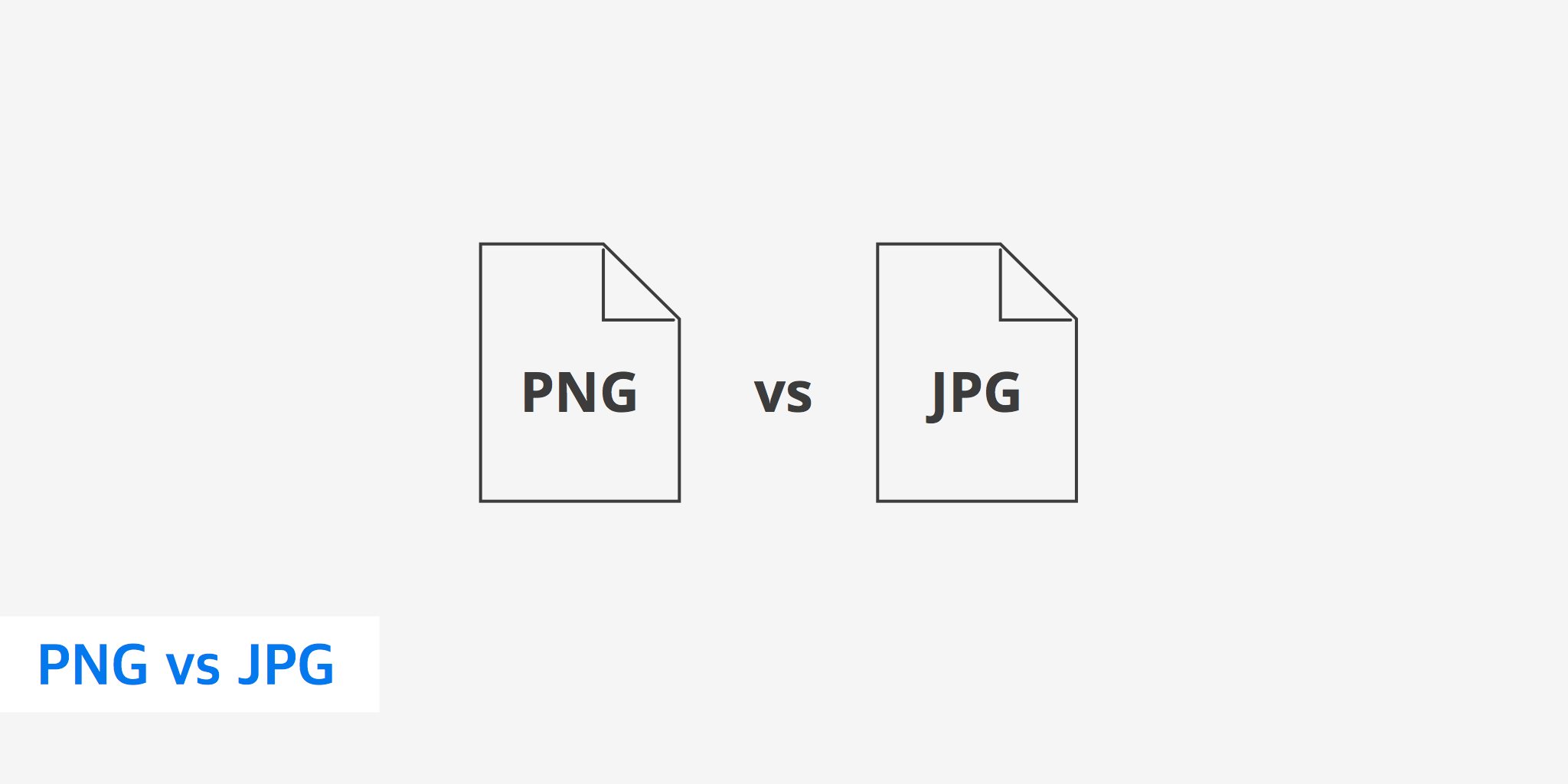 PNG vs JPG Images - What is the Difference? - KeyCDN Support